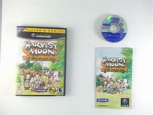 Harvest Moon A Wonderful Life Game For Gamecube Complete