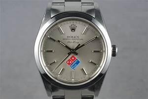 The Domino's Pizza Rolex Watch: The Story