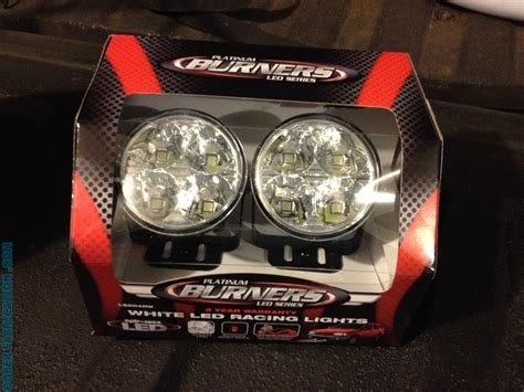 Led Lights At Walmart by Ol Blue 71 Chevy Cheapo Led Rock Lights From Wal Mart
