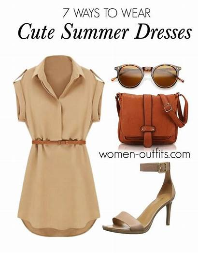 Summer Outfit Dresses Outfits Wear Larisoltd