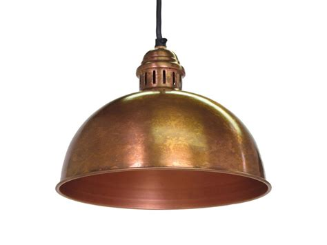 pendant lighting dining room table copper plated pendant