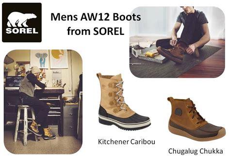 sorel boots mens aw12