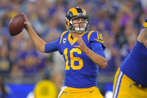 jared goff stats news  highlights pictures bio