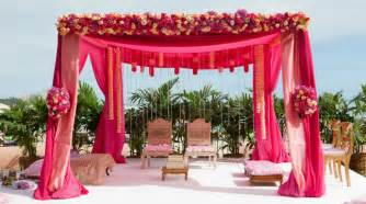 indian wedding decorations online 5 gorgeous wedding mandap designs fullonwedding