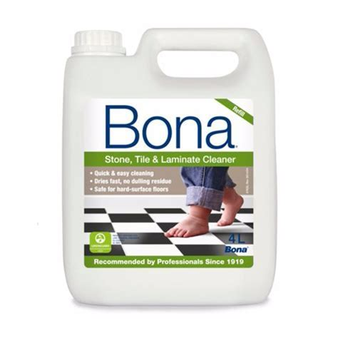 Bona Stone, Tile and Laminate Floor Cleaner Refill   Wood