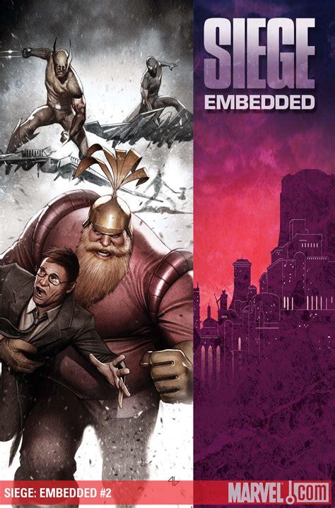 siege embedded marvel in february 2010 marvel universe box