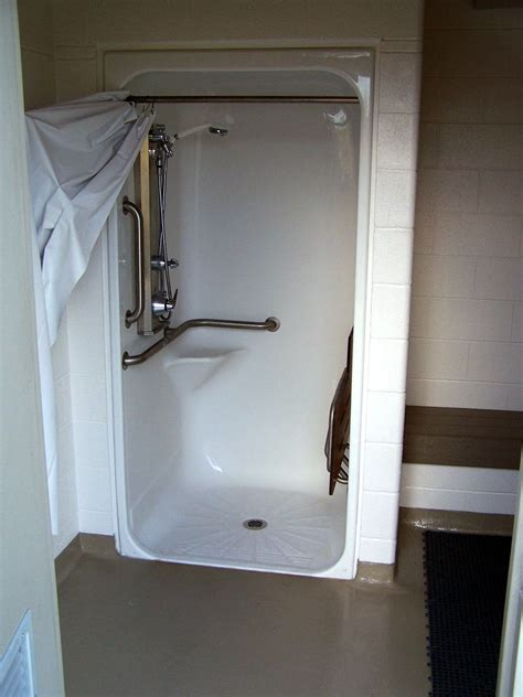 Bathroom Shower Stalls by Pin By Disabled Bathrooms Pro On Showers For The Disabled