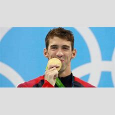 Michael Phelps Wins Gold In Final Race At 2016 Rio