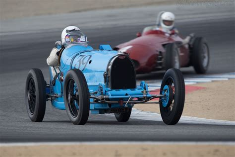 Bugatti Type 39A - Chassis: 4810 - Driver: Charlie Shalvoy ...