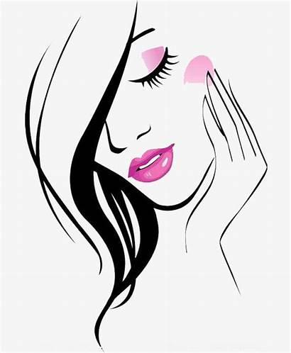 Clipart Beauty Face Transparent Webstockreview Found Temperament