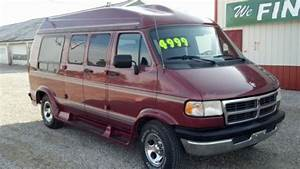 Buy Used 1997 Dodge 2500 Ram Van Mark 3 Conversion In