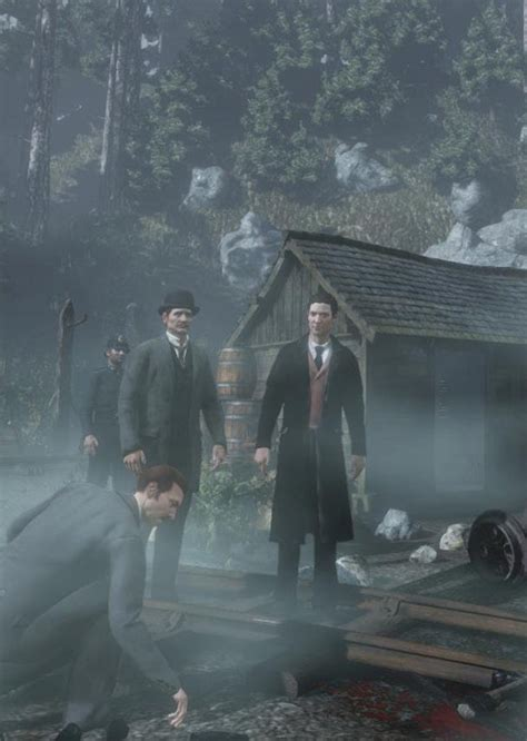 sherlock holmes punishments crimes ign poster games pc