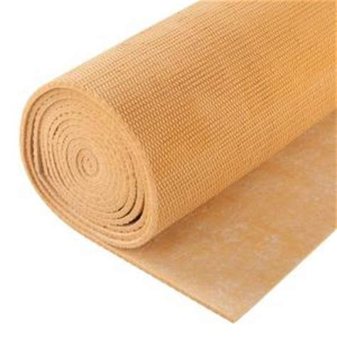 Hypoallergenic Carpet Home Depot by Rubberstep 7 16 In Thick 21 Lb Density Rubber Carpet Pad