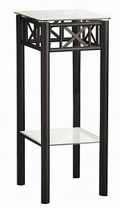 3078, Black, Metal, Plant, Stand, From, Monarch, I, 3078
