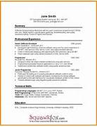General Resume Templates General Resume Template Resume Format Download Pdf