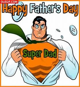 GIF: ¡Feliz Día Super Papa! (Gif #5548)