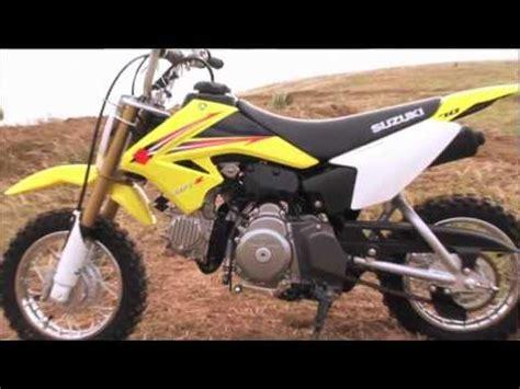 Suzuki 70cc Dirt Bike by Mxtv Mini Dirt Bikes Review Suzuki Dr Z 70