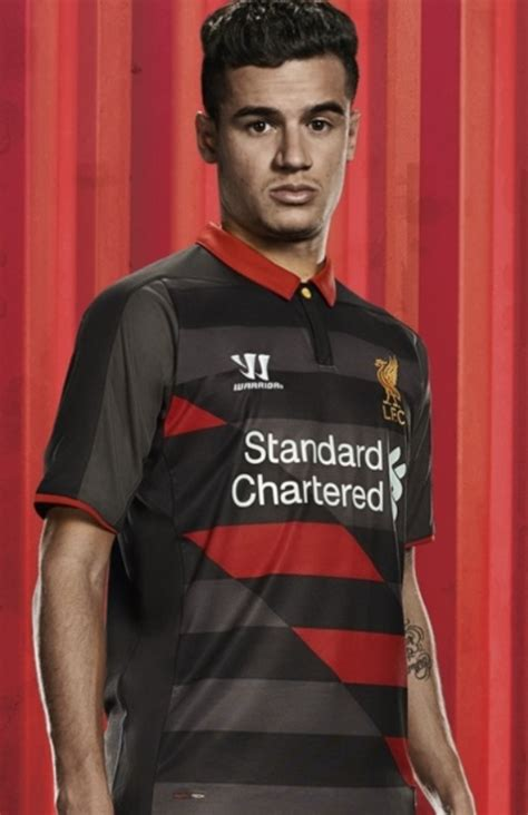 (Images) Liverpool Launch Hideous 2014/15 Third Kit: New ...