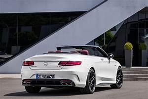 Mercedes S63 Amg : 2018 mercedes amg s63 s65 coupe cabrio get refreshed ~ Melissatoandfro.com Idées de Décoration
