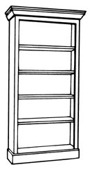 New Yankee Workshop Bookcase by The Master Woodbutcher S Episode 108 Page