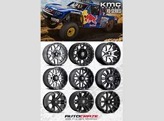XD Rims Quality Load Rated KMC XD 4x4 Wheels For Sale