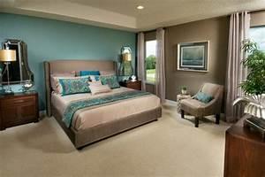 chambre beige et bleu chaioscom With chambre grise et beige