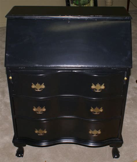 governor winthrop desk painted painted black governor winthrop desk