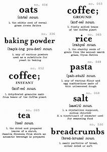 label printable images gallery category page 11 With canister labels printables