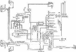 Electrical Wiring Diagram For 1942 47 Chevrolet Truck
