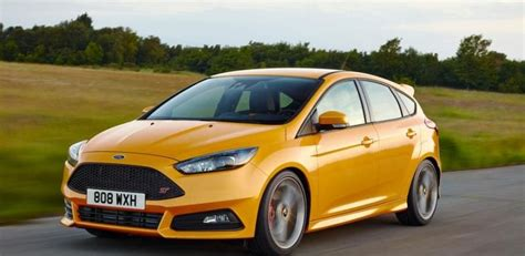 2017 Ford Focus St Release Date by 2017 Ford Focus St Specs Price Release Date Review