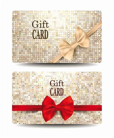 gift card templates fresh   card design template