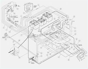 1996 Club Car Wiring Diagram 48 Volt  U2013 Moesappaloosas Com