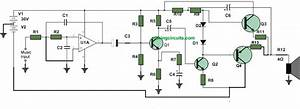 Subwoofer Amplifier Circuit