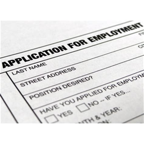 how to complete a job application form how to complete a job application form nijobs career advice
