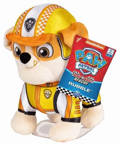 Psi Patrol Rubble Race Ready Maskotka Rescue