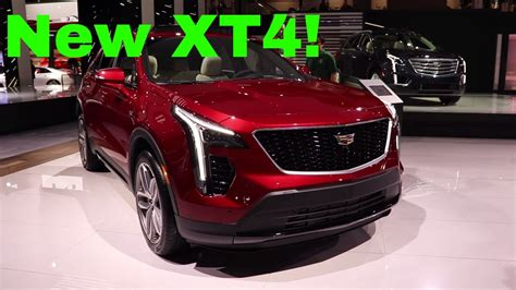 Cadillac Xt4 2020 by 2020 Cadillac Xt4