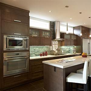 cuisines beauregard cuisine realisation 308 cuisine With cuisine contemporaine en bois massif