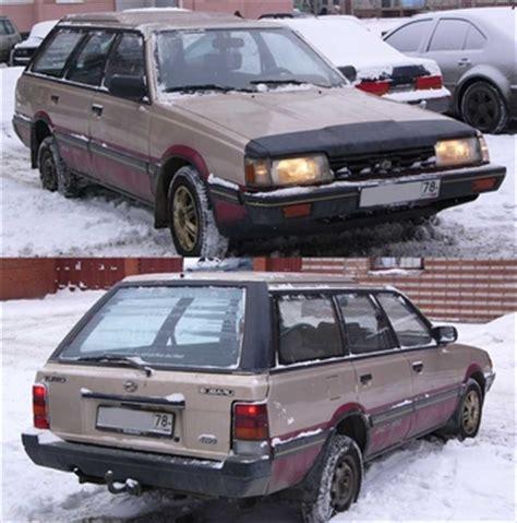 subaru leone off road subaru leone station wagon motoburg