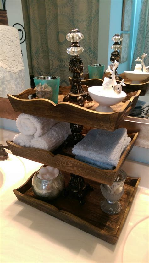 how to make a threetier vanity tray goodwillakronorg