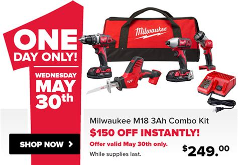 early fathers day  power tool deals