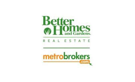 better homes gardens real estate metro brokers jasper