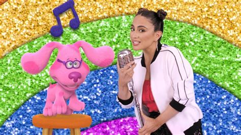 blues clues  ally brooke perform   show
