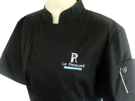 veste de cuisine personnalisé kréa broderie références entreprises artisans
