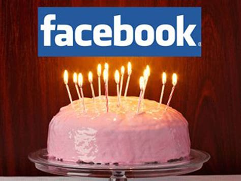 mengirim ucapan selamat ulang  secara otomatis  facebook