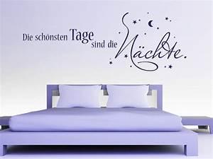 Wandtattoo Für Schlafzimmer : traumhafte wandtattoo spr che f rs schlafzimmer spruch ~ Buech-reservation.com Haus und Dekorationen