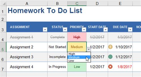how to make a to do list in word create a drop down list in excel