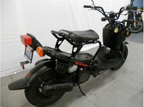 2013 Honda Ruckus (nps50) For Sale On 2040motos