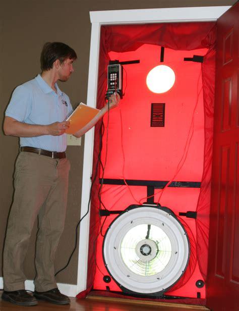 how much does a blower door test cost blower door retrotec q4e performance blower door system