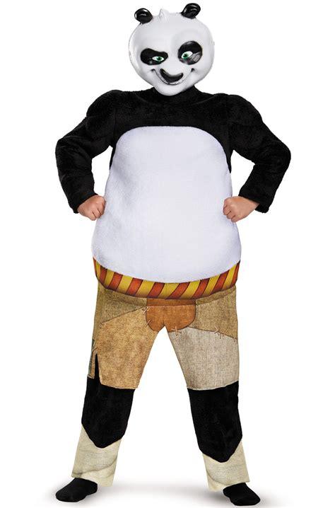 panda po deluxe muscle child costumes purecostumescom