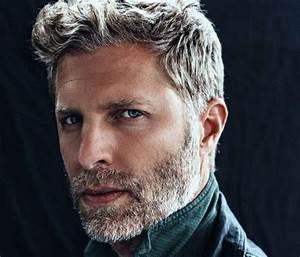 Coupe Homme Cheveux Gris : messieurs vos cheveux gris a vous rend sexy ~ Melissatoandfro.com Idées de Décoration